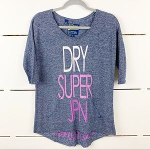 SUPERDRY Half Sleeve Graphic Tee